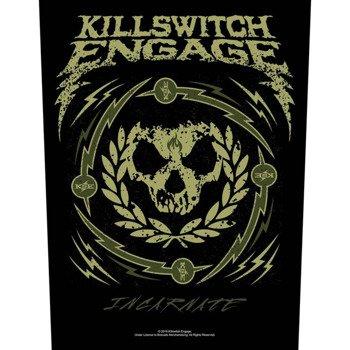 ekran KILLSWITCH ENGAGE - SKULL WREATH