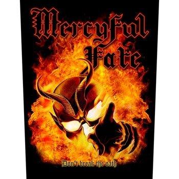 ekran MERCYFUL FATE - DON'T BREAK THE OATH