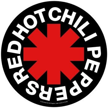 ekran RED HOT CHILI PEPPERS - ASTERISK