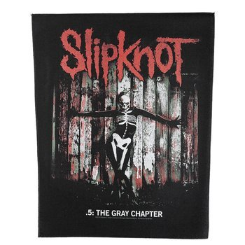 ekran SLIPKNOT - THE GRAY CHAPTER