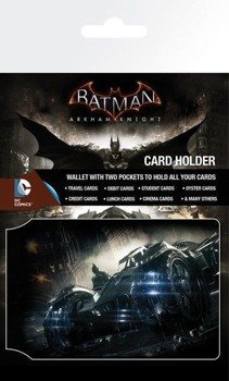 etui na kartę kredytową BATMAN ARKHAM KNIGHT - BATMOBILE