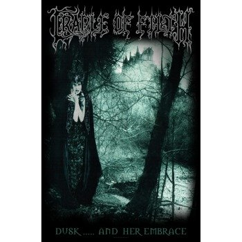 flaga CRADLE OF FILTH - DUSK AND HER EMBRACE