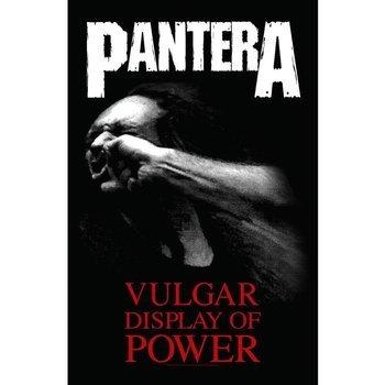 flaga PANTERA - VULGAR DISPLAY OF POWER