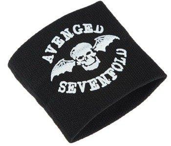 frotka na rękę AVENGED SEVENFOLD - LOGO