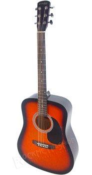 gitara akustyczna GRIMSHAW GSD-60-SB DREADNOUGHT sunburst