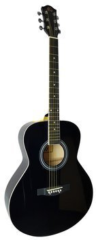 gitara akustyczna KG CX S021 BK Black Jumbo