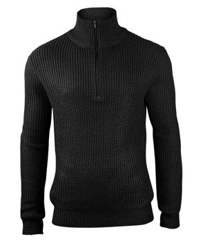 golf MARINE PULLOVER TROYER BLACK