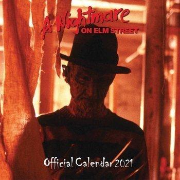 kalendarz A NIGHTMARE ON ELM STREET 2021