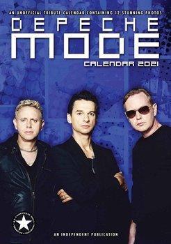 kalendarz DEPECHE MODE 2021