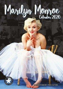 kalendarz MARILYN MONROE 2020