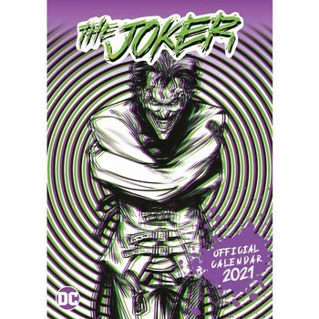 kalendarz THE JOKER 2021