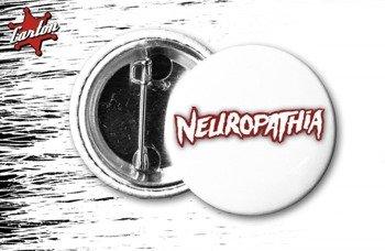 kapsel NEUROPATHIA - LOGO biały