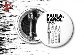 kapsel PAULA I KAROL + BAND