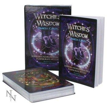 karty do tarota WITCHES WISDOM ORACLE