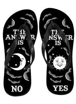 klapki japonki DARKSIDE - THE ANSWER IS YES NO
