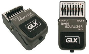 korektor do gitary basowej GLX Bass Equalizer BEQ-1