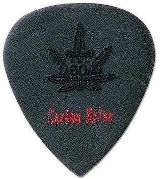 kostka gitarowa PICKBOY MODULOUS Carbon Nylon 0,60mm