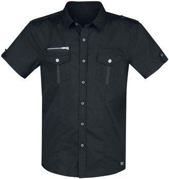 koszula ROCKSTAR SHIRT - BLACK