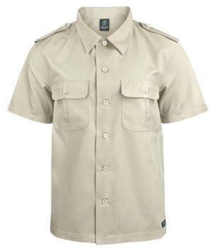 koszula US SHIRT RIPSTOP - BEIGE