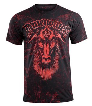 koszulka AMENOMEN - DEVIL (OMEN154KM ALLPRINT RED)