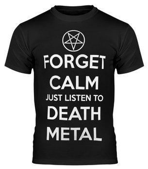 koszulka AMENOMEN - FORGET CALM JUST LISTEN TO DEATH METAL (OMEN158KM)