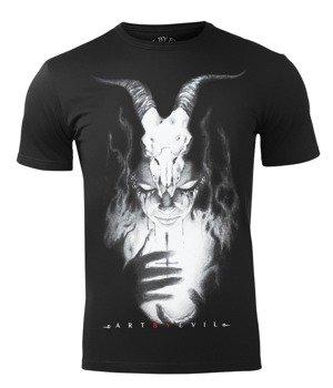 koszulka ART BY EVIL - ANDREY SKULL 1