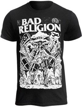 koszulka BAD RELIGION - WASTELAND