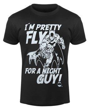 koszulka BATMAN - I´M PRETTY FLY FOR A NIGHT GUY