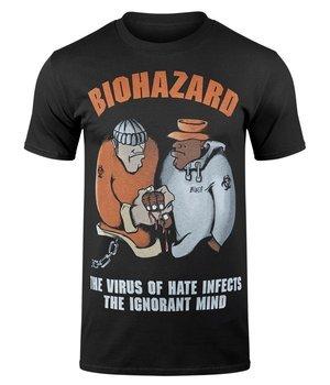 koszulka BIOHAZARD - THE VIRUS OF HATE