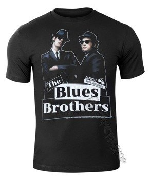 koszulka BLUES BROTHERS - NEW BLUE