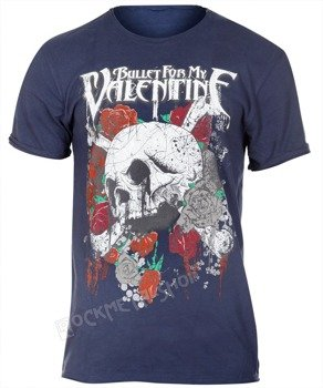 koszulka BULLET FOR MY VALENTINE navy