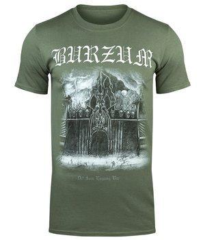 koszulka BURZUM - DET SOM ENGANG VAR (GREEN)