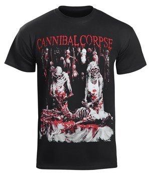 koszulka CANNIBAL CORPSE - BUTCHERED AT BIRTH (EXPLICIT)