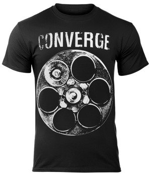 koszulka CONVERGE - THE CHAMBER BLACK