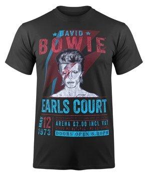 koszulka DAVID BOWIE - EARLS COURT '73 ekologiczna