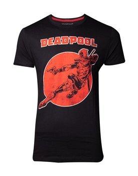 koszulka DEADPOOL - VINTAGE