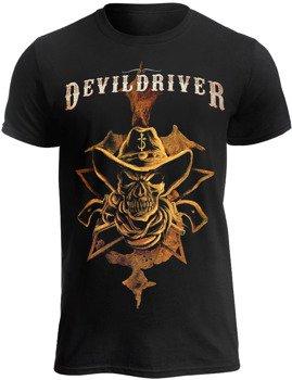 koszulka DEVILDRIVER - COWBOY