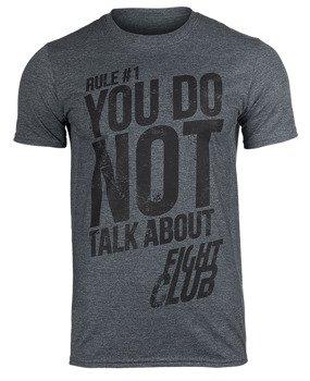 koszulka FIGHT CLUB - RULE #1 DON'T TALK ABOUT FIGHT CLUB