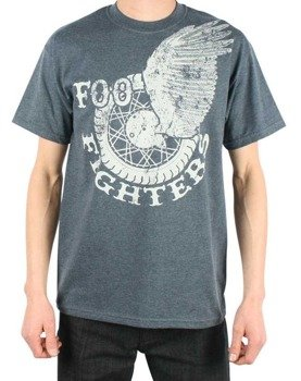 koszulka FOO FIGHTERS - WINGED WHEEL