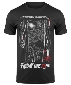 koszulka FRIDAY THE 13TH - BLOODY POSTER