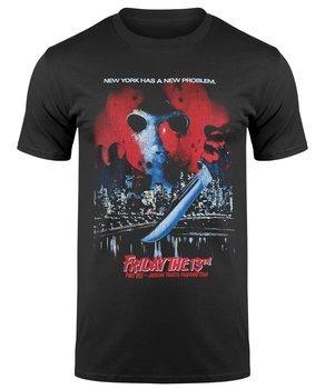 koszulka FRIDAY THE 13TH - JASON TAKES MANHATTAN