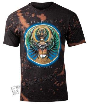 koszulka JOURNEY - CAPTURED, barwiona
