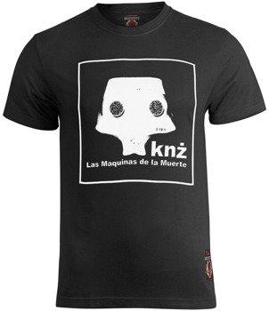 koszulka KNŻ KAZIK NA ŻYWO - LAS MAQUINAS DE LA MUERTE, USZKODZONE