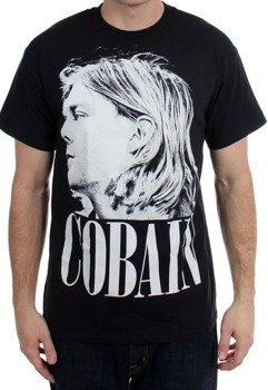 koszulka KURT COBAIN - SIDE VIEW PHOTO