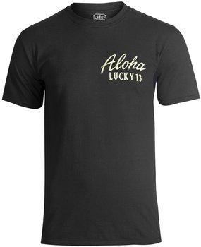 koszulka LUCKY 13 - TALAVOU