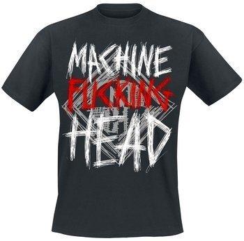 koszulka MACHINE HEAD - BANG YOUR HEAD