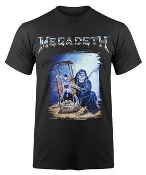 koszulka MEGADETH - COUNTDOWN HOURGLASS