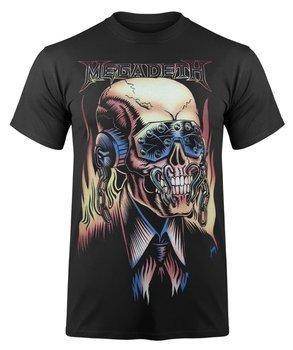 koszulka MEGADETH - FLAMING VIC