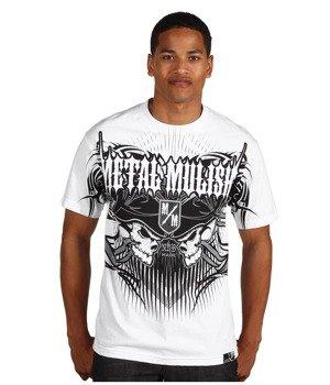 koszulka METAL MULISHA - BABALU GUILLOTINE biała