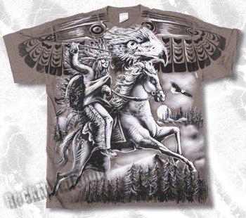 koszulka NATIVE AMERICANS allprint